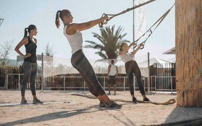 Entrenamiento funcional: una opción al gym convencional