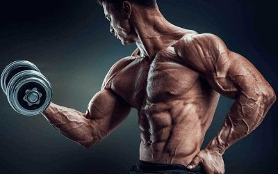 Entrenar menos: el secreto para ganar kilos de músculo