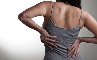 Dolor en la espalda: 3 tips comprobados para aliviarte