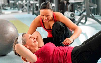 Sarcopenia: descubre como combatirla entrenando la fuerza