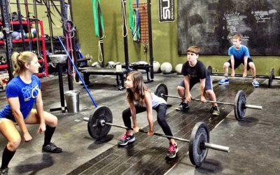 Entrenamiento de fuerza en niños ¿cómo implementarlo?