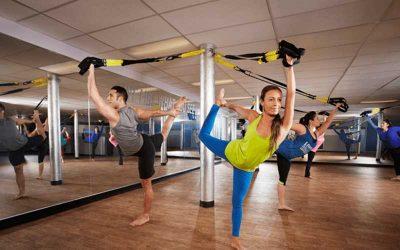Suspension Training: el método secreto para estar en forma