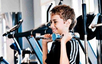 Fuerza en niños y su efectividad en el fortalecimiento óseo