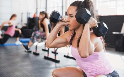 Mujeres: cómo ganar fuerza sin hipertrofiar en el intento