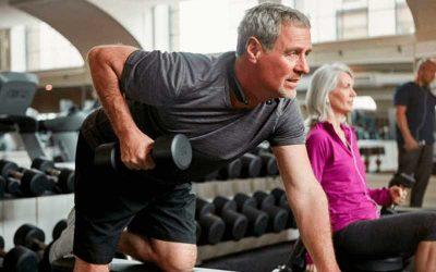 Persona sedentaria y sarcopénica: un combo súper peligroso