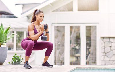 Home training: 14 consejos para que crees el hábito de entrenar